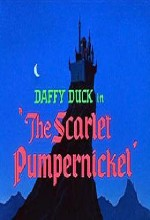 The Scarlet Pumpernickel (1950) afişi