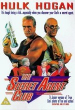 The Secret Agent Club (1996) afişi