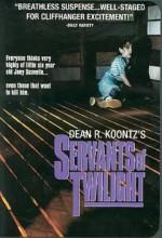 The Servants Of Twilight (1991) afişi