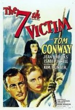 The Seventh Victim (1943) afişi