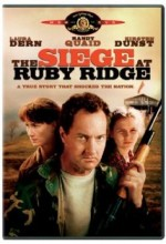The Siege At Ruby Ridge (1996) afişi