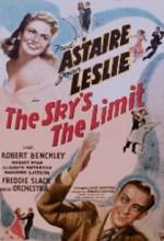 The Sky's The Limit (1943) afişi