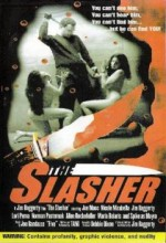 The Slasher (2000) afişi