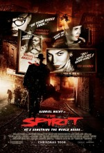 The Spirit (2008) afişi