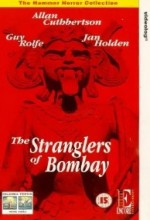 The Stranglers Of Bombay (1960) afişi