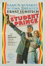 The Student Prince In Old Heidelberg (1927) afişi
