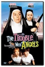 The Trouble With Angels (1966) afişi