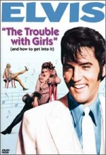 The Trouble With Girls (1969) afişi