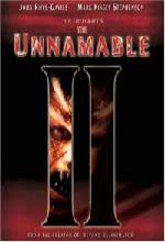 The Unnamable ıı: The Statement Of Randolph