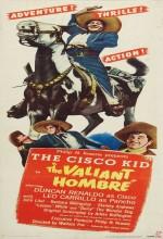 The Valiant Hombre (1948) afişi