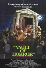 The Vault Of Horror (1973) afişi