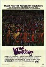 The Warriors (1979) afişi