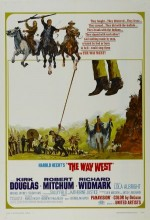 The Way West (1967) afişi