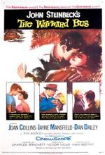 The Wayward Bus (1957) afişi