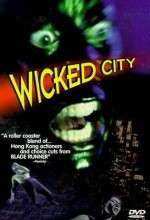 The Wicked City (1992) afişi
