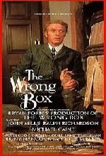 The Wrong Box (1966) afişi