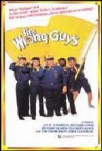 The Wrong Guys (1988) afişi
