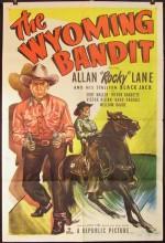 The Wyoming Bandit (1949) afişi