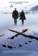 The X Files: İnanmak İstiyorum (2008) afişi