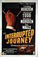 The ınterrupted Journey (1949) afişi
