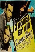 Thirteen Hours By Air (1936) afişi