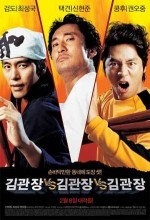 Three Kims (2007) afişi