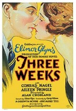 Three Weeks (ı) (1924) afişi