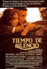 Tiempo De Silencio (1986) afişi
