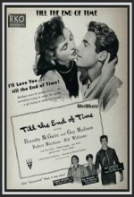 Till The End Of Time (1946) afişi
