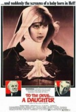 To the Devil a Daughter (1976) afişi