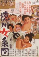 Tokugawa Onna Keizu (1968) afişi