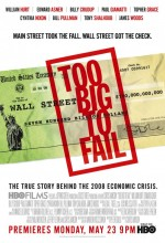 Too Big To Fail (2011) afişi
