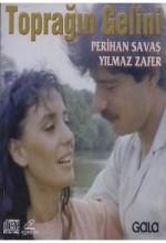Toprağın Gelini (1987) afişi