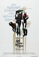 And Now My Love (1974) afişi