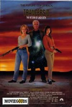Trancers 2:the Return Of Jack Deth (1991) afişi