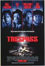 Trespass (I) (1992) afişi