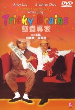 Tricky Brains (1991) afişi