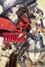 Trigun: Badlands Rumble (2010) afişi