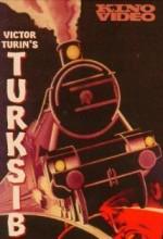 Turksib (1929) afişi
