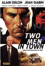 Şehirde İki Adam (1973) afişi
