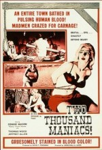 Two Thousand Maniacs! (1964) afişi