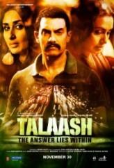Talaash (2012) afişi