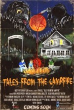 Tales from the Campfire (2015) afişi