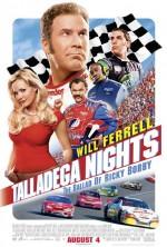 Talladega Geceleri: Ricky Bobby Hikayesi (2006) afişi