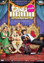 Tanu Weds Manu Returns (2015) afişi