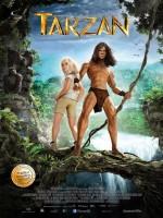 Tarzan (3D) (2013) afişi
