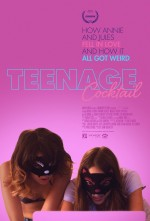 Teenage Cocktail (2016) afişi