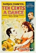 Ten Cents a Dance (1931) afişi