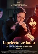 Tepelerin Ardında (2012) afişi