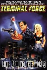Terminal Force (1989) afişi